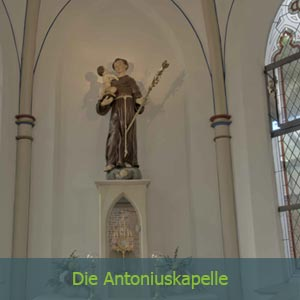 Die Antoniuskapelle
